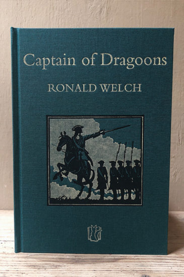 Ronald Welch Captain of Dragoons Slightly Foxed Cubs