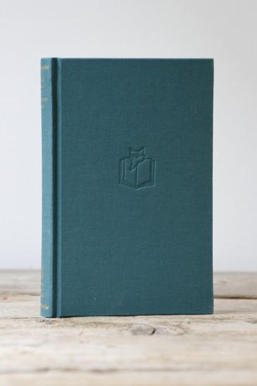 Slightly Foxed Editions, Michael Holroyd Basil Street Blues