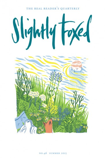Slightly Foxed Issue 46