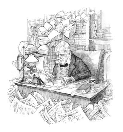 Roger Hudson on The Journals of Sir Walter Scott