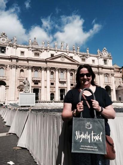 SF reader at vatican