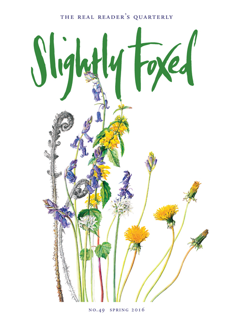 Slightly Foxed Issue 49
