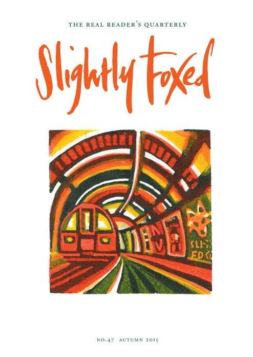 Slightly Foxed Issue 47