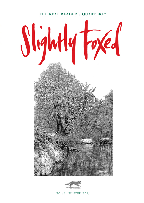 Slightly Foxed Issue 48
