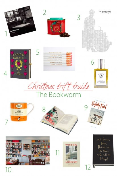 Gifts for Bookworms