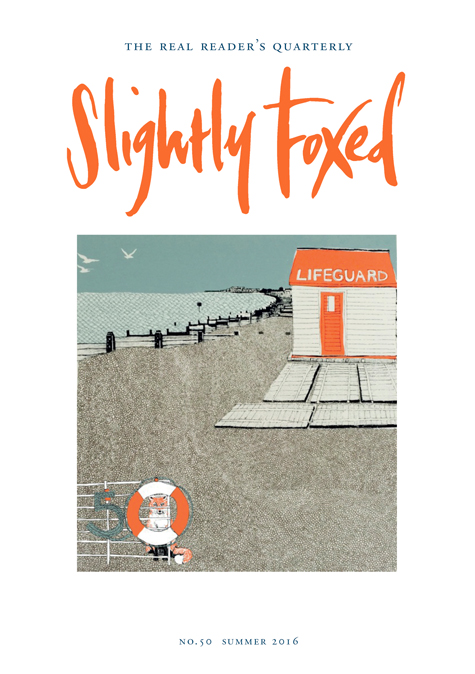 Slightly Foxed Issue 50