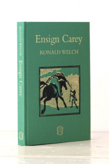 Ronald Welch, Ensign Carey