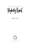 Thumbnail of Slightly Foxed Issue 50