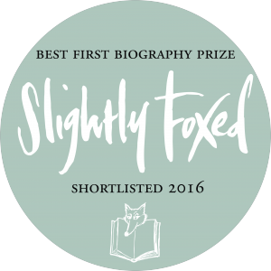 Biography Prize Shortlist 2016