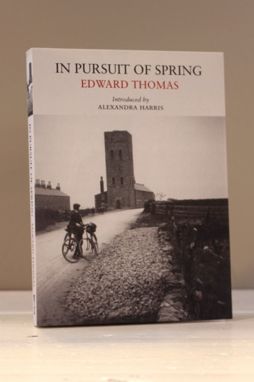 Edward Thomas, In Pursuit of Spring