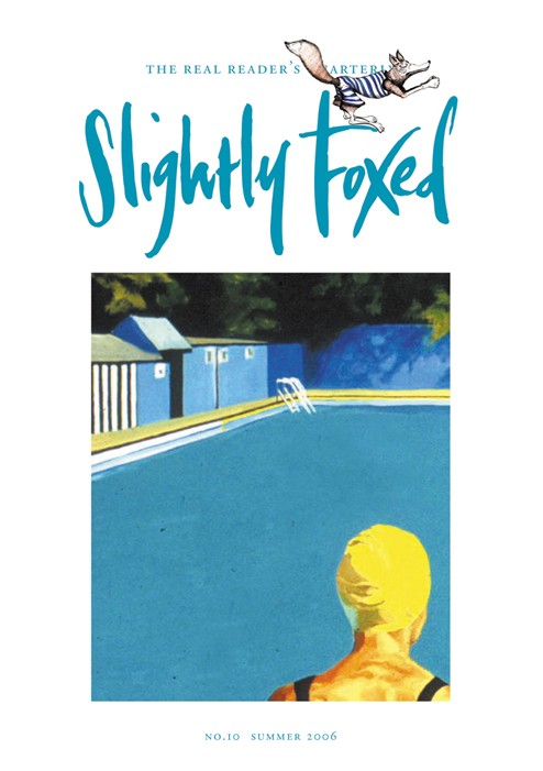 Slightly Foxed Issue 10