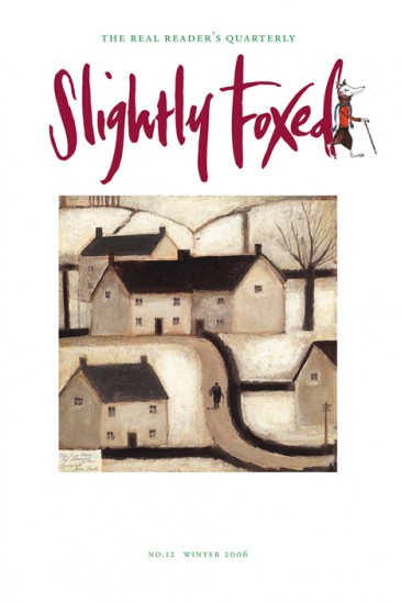 Old Jack Frost the Almanac Seller, Somerset, John Caple - Slightly Foxed Issue 12