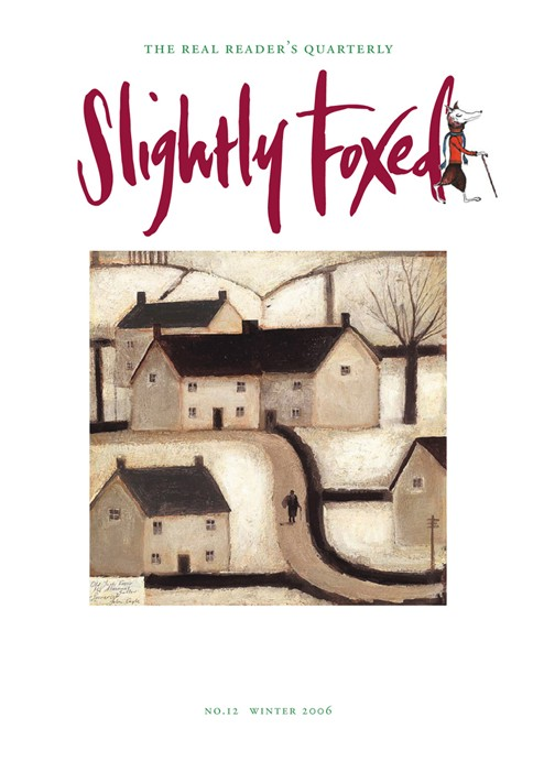 Slightly Foxed Issue 12