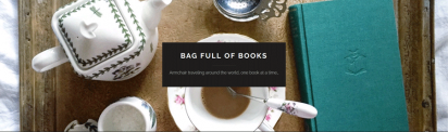 Foxed Friends: Bagful of Books