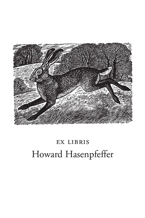 March Hare (500 Bookplates)