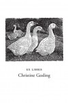 Geese in a Meadow (250 Bookplates)