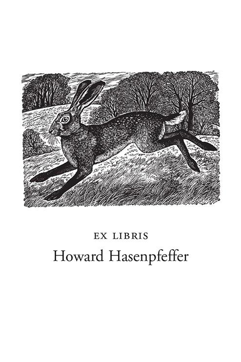 March Hare (250 Bookplates)