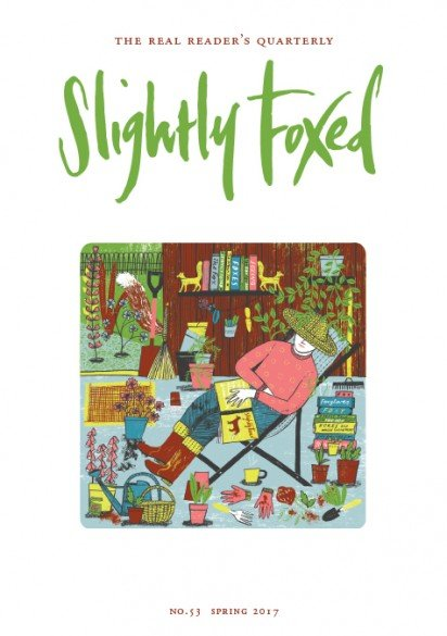 Slightly Foxed Issue 53, Spring 2017