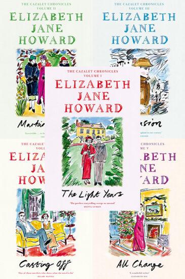 Elizabeth Jane Howard, The Cazalet Chronicles Set (2021)