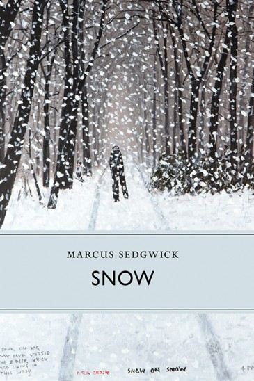 Marcus Sedgwick, Snow, Slightly Foxed Shop