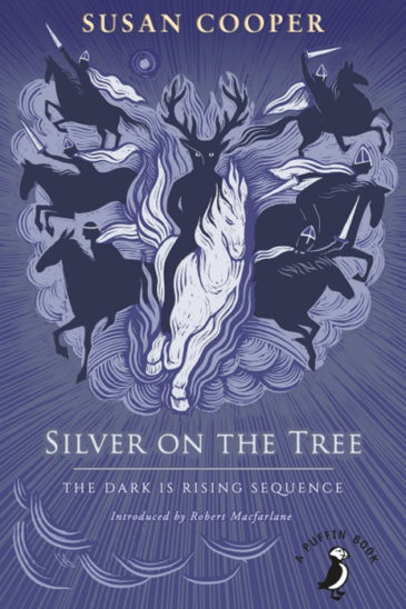 Susan Cooper, Silver on the Tree - The Dark Is Rising series, Slightly Foxed Issue 52