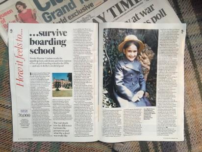 Ysenda Maxtone Graham - Sunday Times