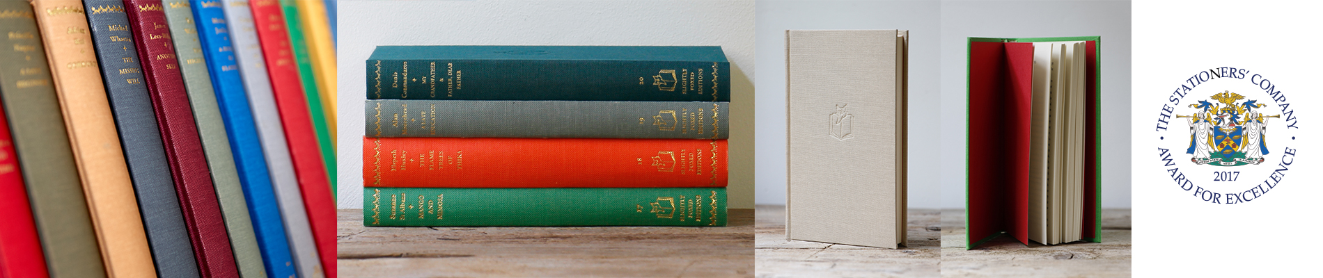 'Gorgeous, painstakingly produced editions' Traveller Magazine