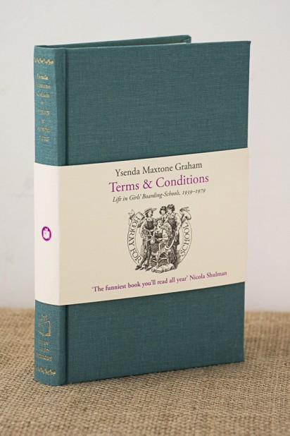Ysenda Maxtone Graham, Life in Girls' Boarding-Schools, 1939–1979. Out now. From £16.