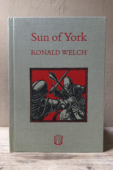 Ronald Welch Sun of York