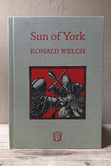 Ronald Welch Sun of York