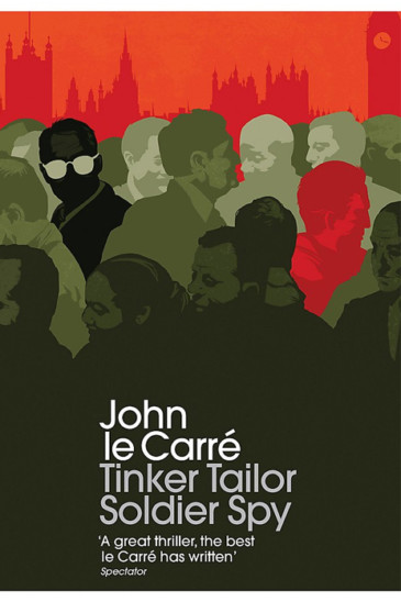 John le Carré, Tinker, Tailor, Soldier, Spy - Slightly Foxed