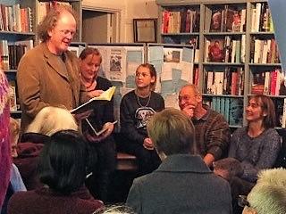 Slightly Foxed Spring Bookshop of the Quarter:: The Aldeburgh Bookshop