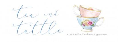 Slightly Foxed Interview Tea & Tattle
