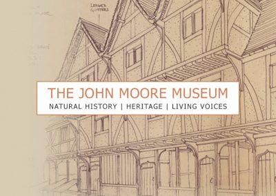 John Moore Museum Slightly Foxed Subsciber Benefits