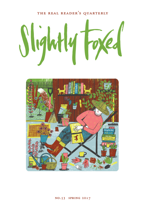 Slightly Foxed Issue 53