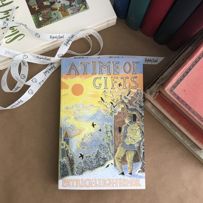 Robert Macfarlane reads from The Gifts of Reading