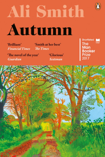 Ali Smith, Autumn - Slightly Foxed Issue 54