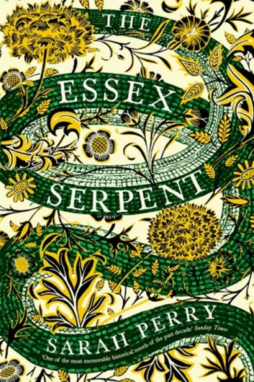 Slightly Foxed Sarah Perry, The Essex Serpent