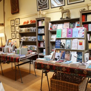 Slightly Foxed Summer Bookshop of the Quarter: The Leaping Hare, Wyken Vineyards