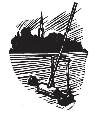 John Watson, Croquet - Gordon Bowker, GK Chesterton