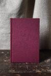 Small Maroon Notebook