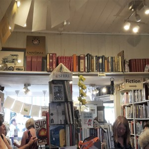 Slightly Foxed Summer Party, Harris & Harris Books