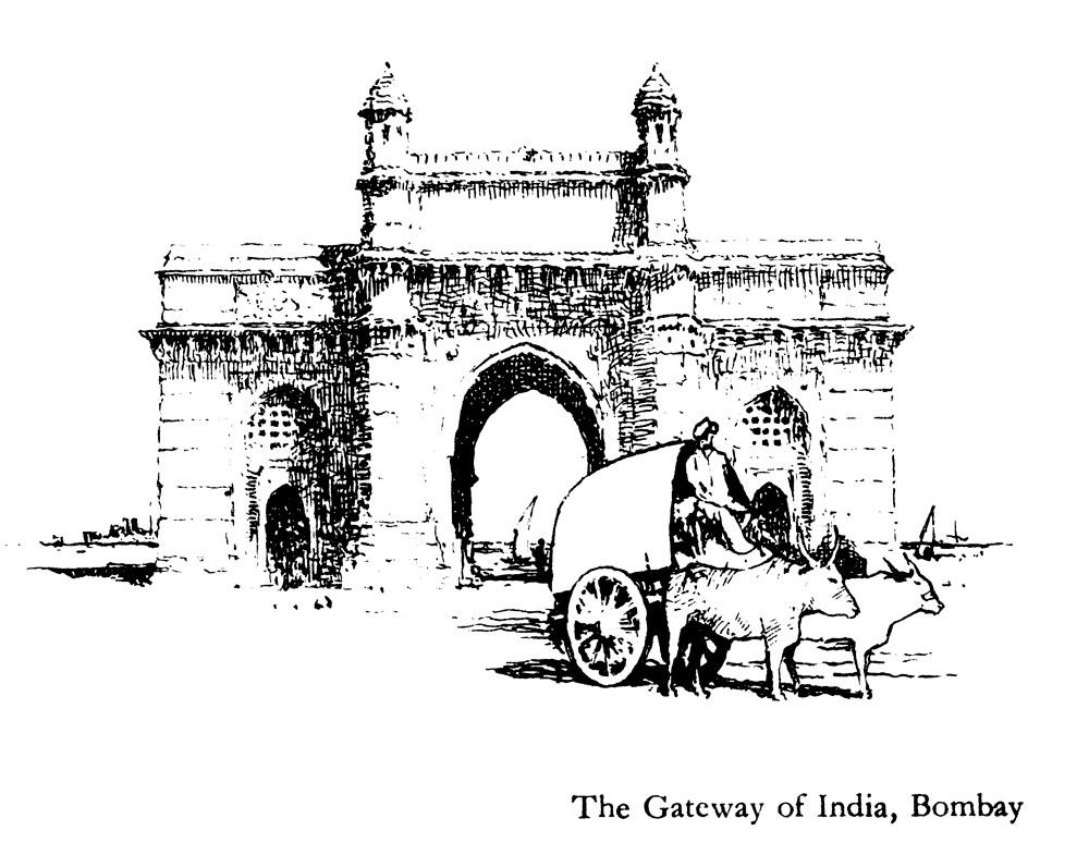 Donald Maxwell, 'The Gateway of India'- David Gilmour on Rudyard Kipling