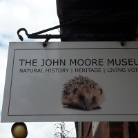 Slightly Foxed at the John Moore Museum