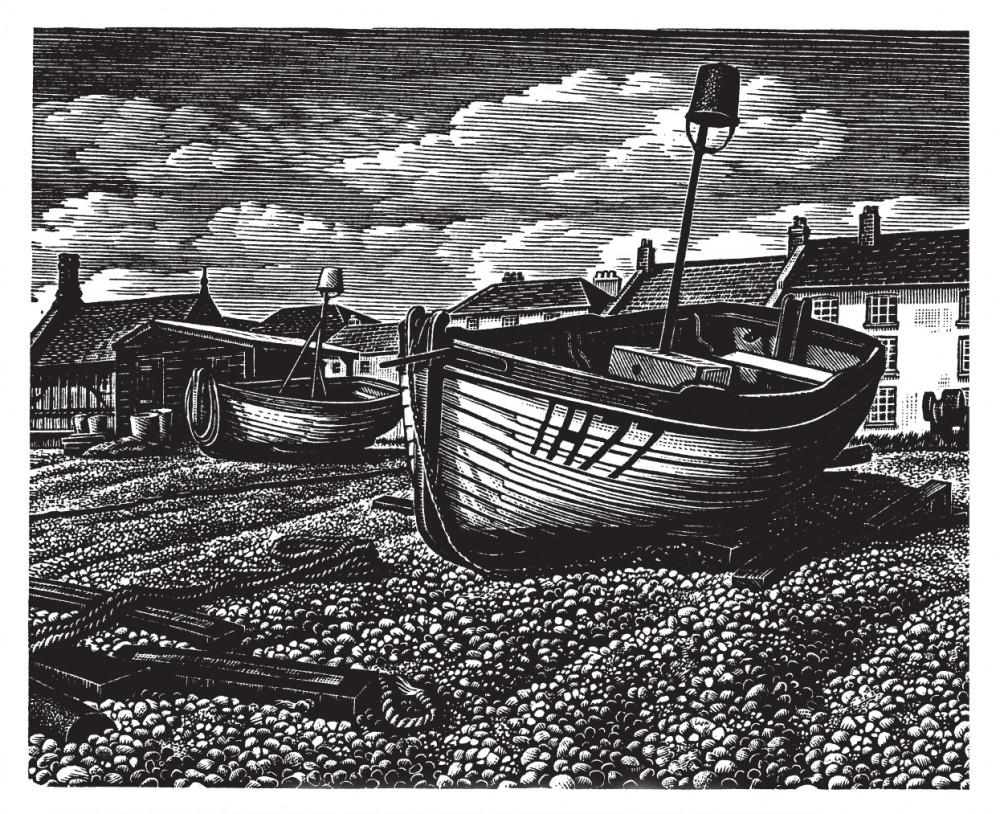 Aldeburgh Beach - Howard Phipps
