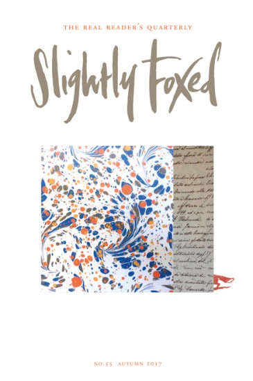 Slightly Foxed Issue 55