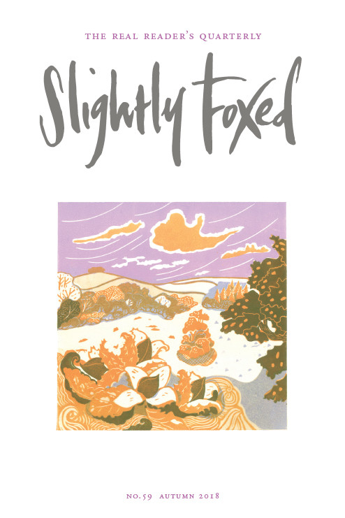 Slightly Foxed Issue 59
