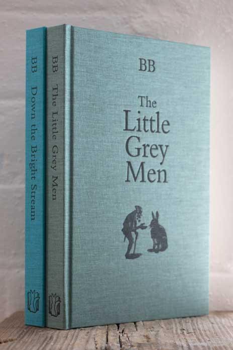 The Little Grey Men & Down the Bright Stream