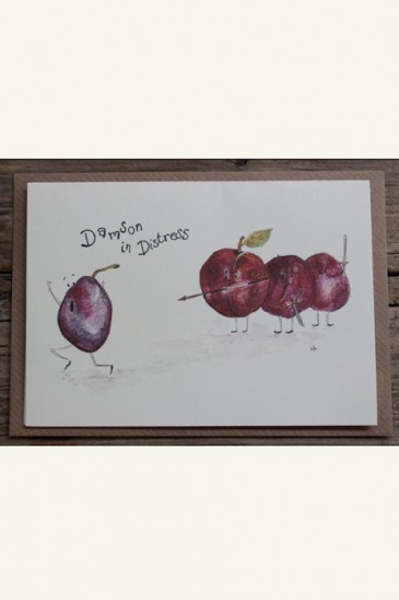 Preview Damson in Distress by Puns & Buns