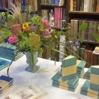 Slightly Foxed Autumn Launch, Much Ado Books
